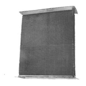 Радиатор водяной медн. Сердцевина