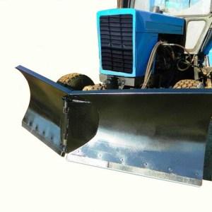 Отвал Снежный гидроповоротный ОКБ-30 (Бабочка)