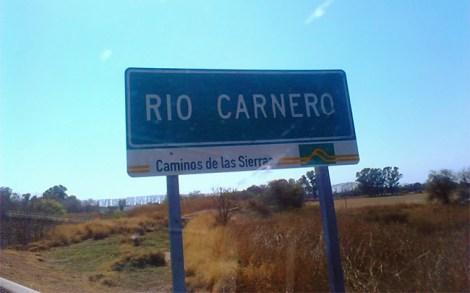 Rio Carnero w