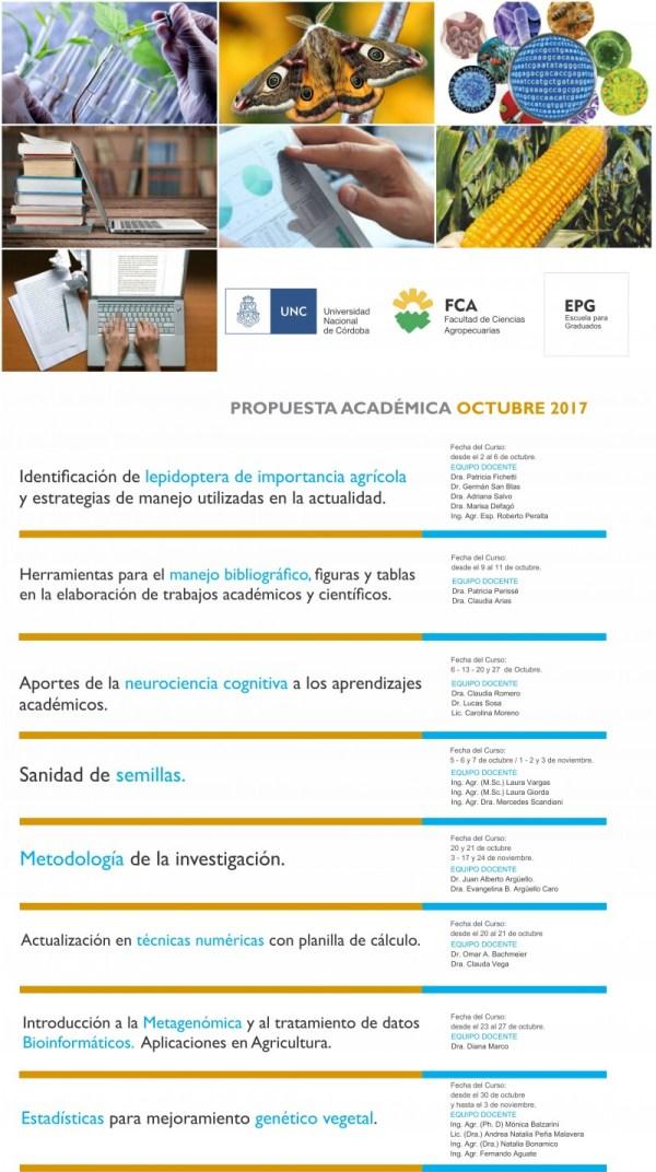 EscuelaGraduados-CursosOctubre2017