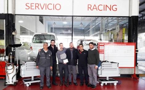 Parra-Servicio Racing certificacion w