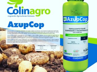 AzuCop fertilizante foliar