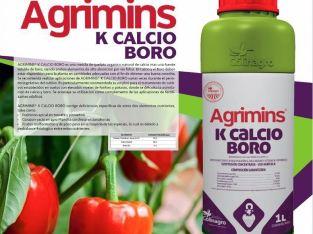 Agrimins K Calcio Boro