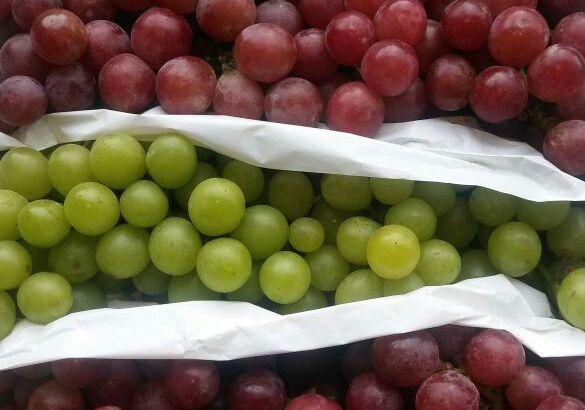Uvas mixtas