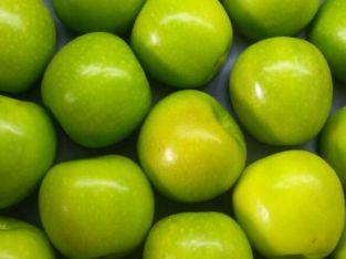 Manzana verde chilena