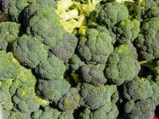 Caja de brocoli