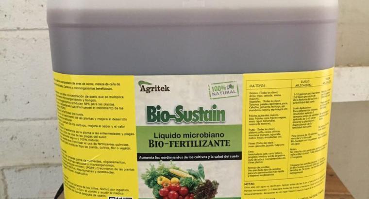Distribuimos Bio-Sustain