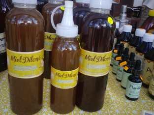 Vendemos miel pura