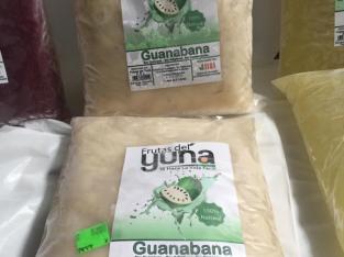 Zumo de guanábanas
