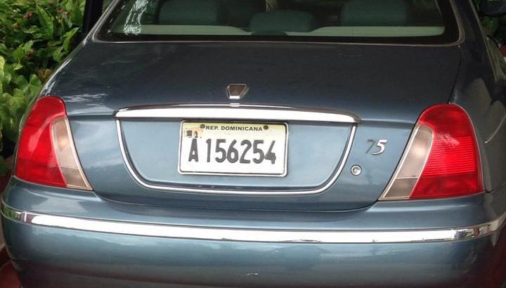Se vende Rover inglés