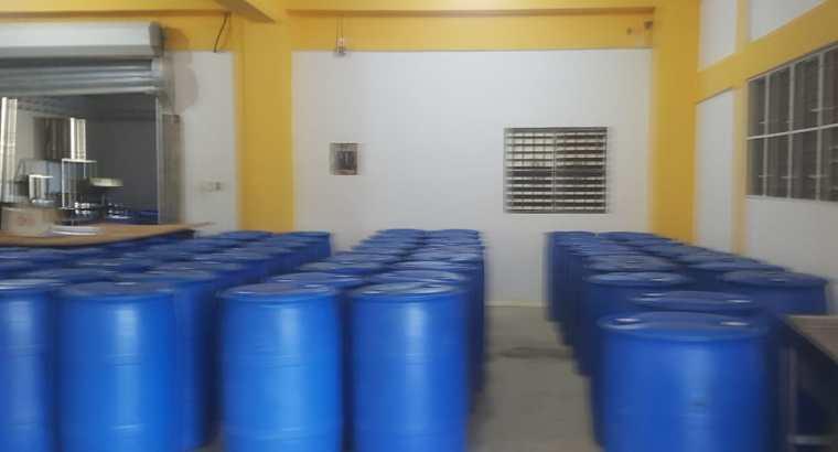 Vendo 200 tanques de miel