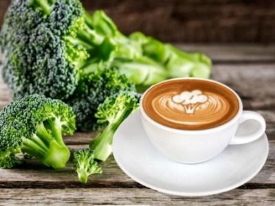 Café con brócoli