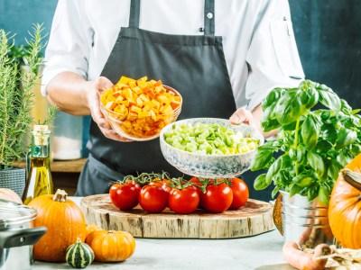 Tres recetas de ensaladas templadas para el verano