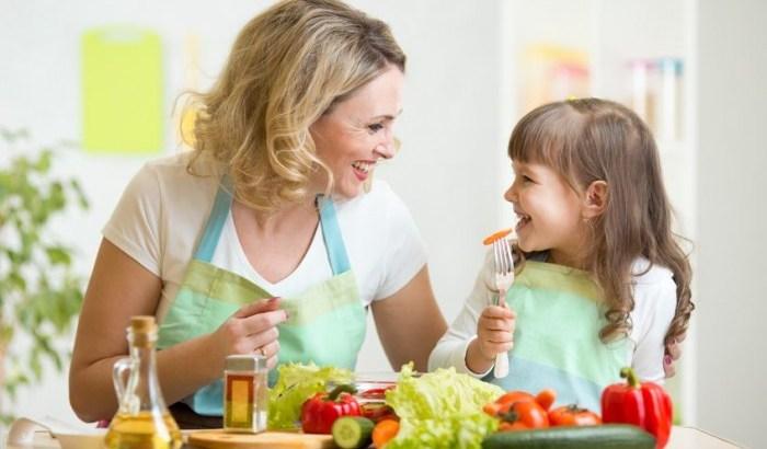 Tips para alimentar bien a tus hijos