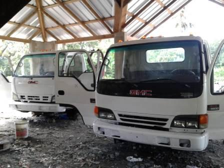Vendo 2 camiones GMC