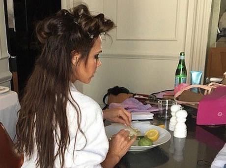 Victoria Beckham come cuatro aguacates al día