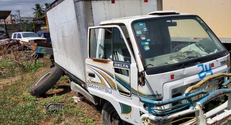 Piezas de camiones