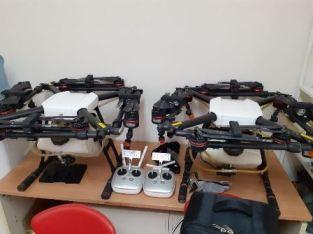 Se vende 2 drones para fumigación