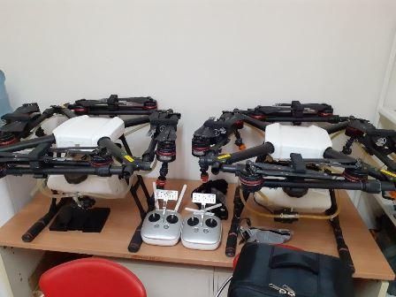 Se vende 2 drones
