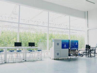 Conozca los invernaderos tecnológicos altamente luminosos y productivos