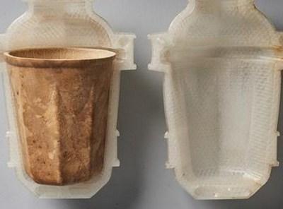 Vasos de café sostenibles hechos a partir de hortalizas