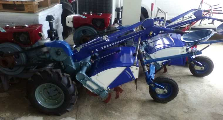 Se vende motocultores
