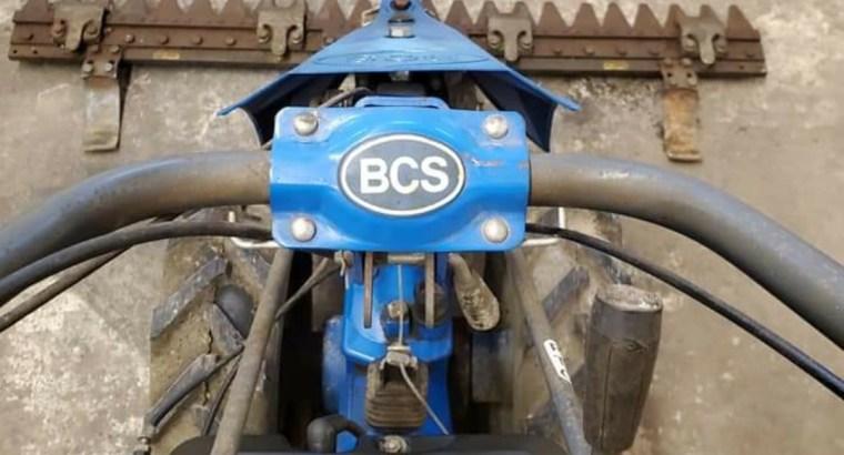 Máquina cortadora de Pasto BCS