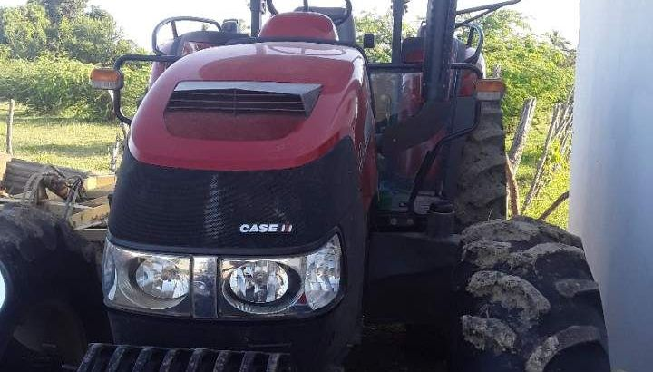Se vende tractor case