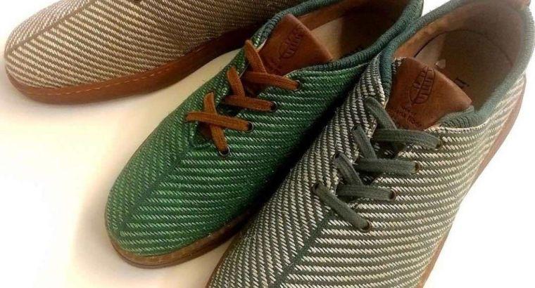 Zapatillas biodegradables de fibra de banana: un paso adelante por la moda sostenible