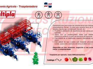 Implementos Agricolas desarrollados