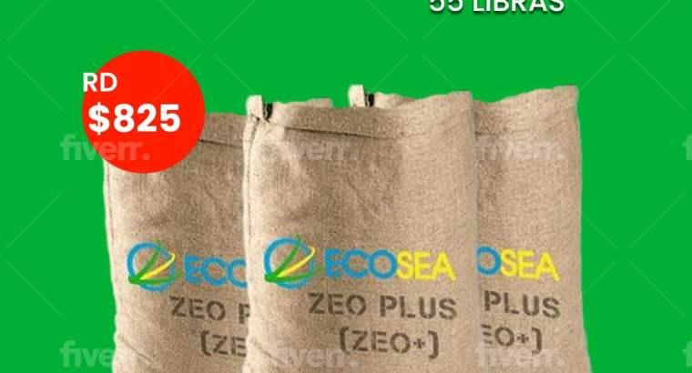 Zeolita maximizador de fertlizantes 55 libras