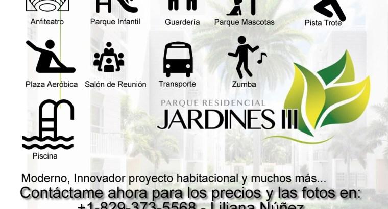 PROYECTO JARDINES 3 PARQUE RESIDENCIAL