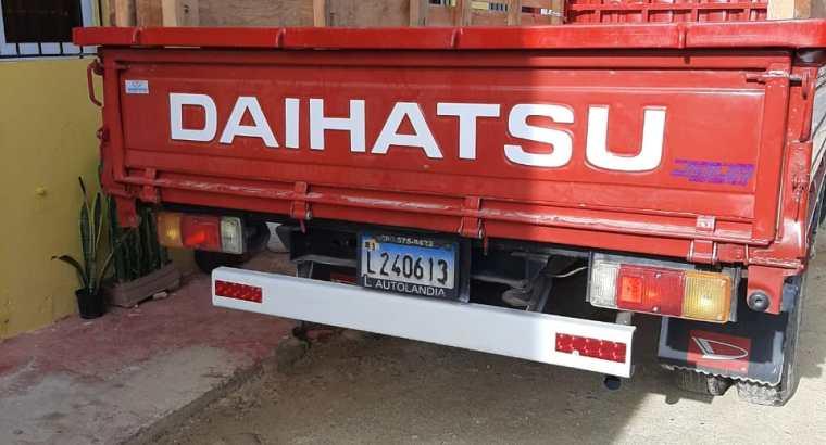 Camión daihatsu 2007