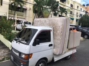 Mudanzas y Acarreos Transporte Carga Express