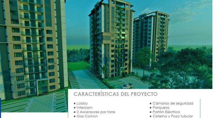 Torre en San Isidro Apartamentos de 1 dormitorio