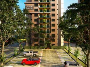 Apartamento de 1 habitacion en Torre en Zona Oriental