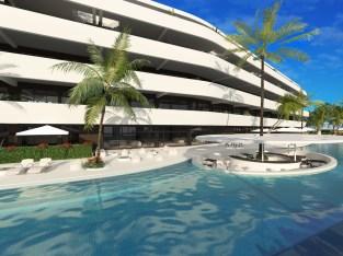 Invertir en Departamentos en CANA ROCK GALAXY en Punta Cana