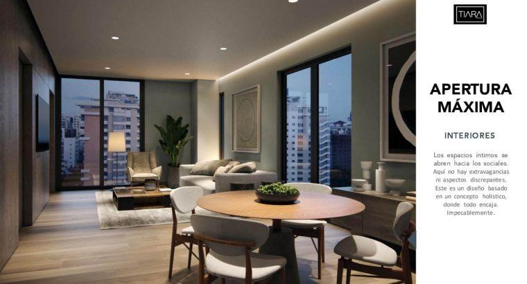 Apartamentos de 1 hab en Residencial Ensanche Piantini