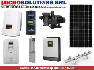 Todo en energía renovables y paneles solares