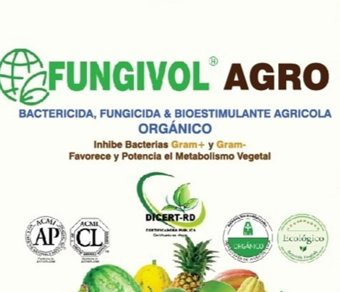 Fungivol bactericida fungicida