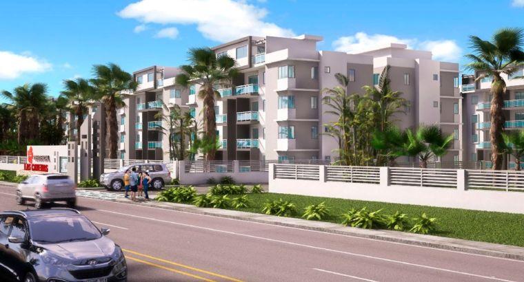 Apartamentos en Las Cayenas Etapa 10 en Santo Domingo Oriental desde