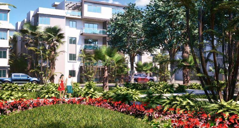 Apartamento de 3 dormitorios, habs en Autopista San Isidro
