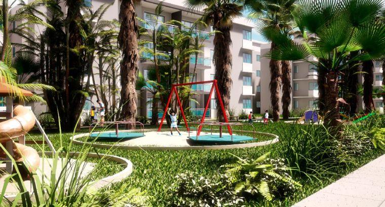 Apartamento en Las Cayenas Etapa Diez en Autopista San Isidro desde US$51,500