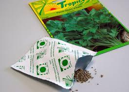 Semillas para huertos