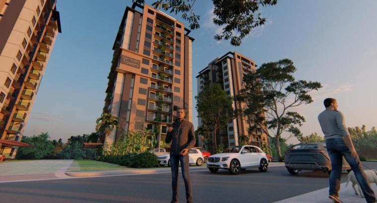 Apto, apartamento en San Isidro Towers en Santo Domingo