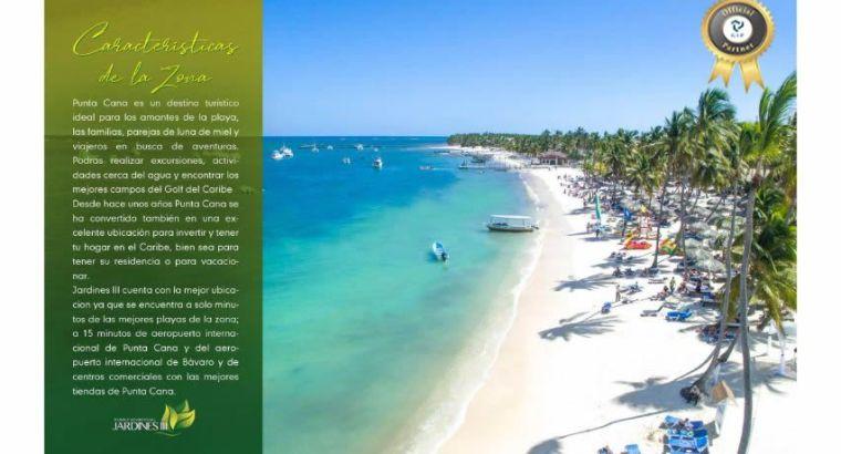 Proyectos, apartamentos, condominios, residenciales para invertir en Punta Cana Bavaro