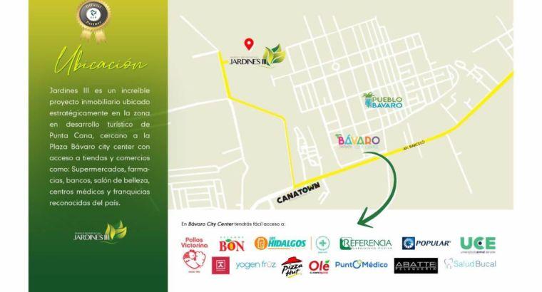 Departamentos, apartamentos, condos, proyectos de oportunidad en Bavaro Punta Cana