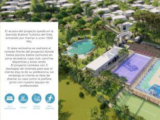 Niagara Beach Residence Ventas de Casas en Punta Cana
