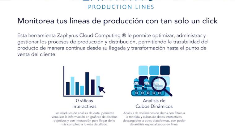 Software ONLINE de Gestión de la Producción