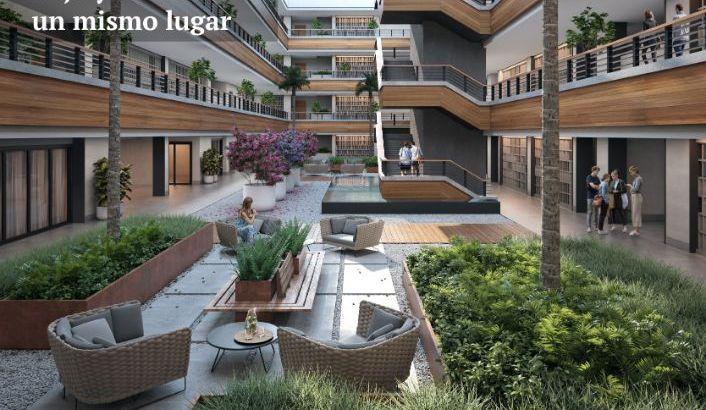 Residenciales, condos, proyectos, apartamentos nuevos en venta en Punta Cana Village